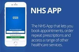 Click for NHS App